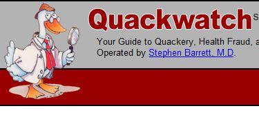 quackwatch